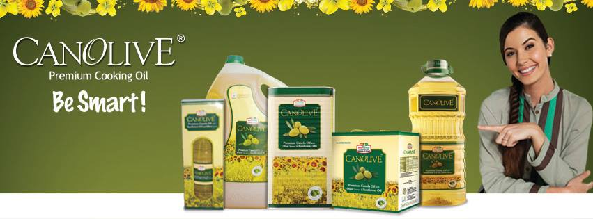 Canolive Cooking Oil Price in Pakistan
